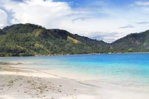Pantai Minang Rua Pantai Terfavorit di Lampung Selatan